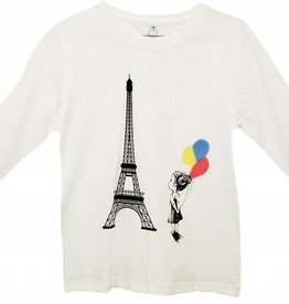Miss Meme Miss Meme Eiffel Tower T-Shirt