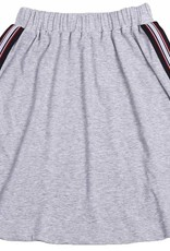 Miss Meme Miss Meme Side Zippers Skirt