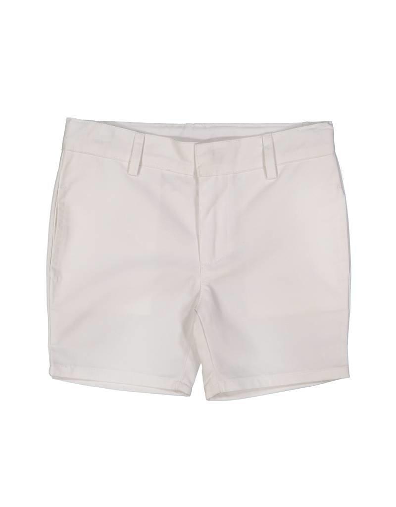 Analogie Analogie SS19 Flat Cotton Shorts