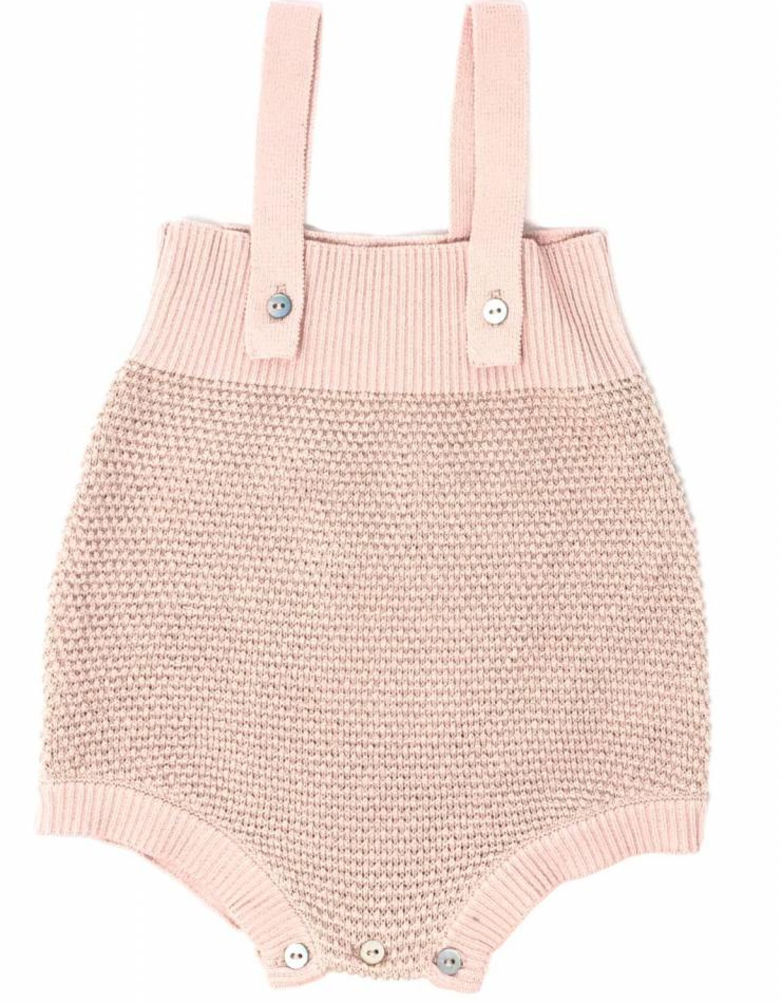 Clo Clo Knit Shimmer Overall