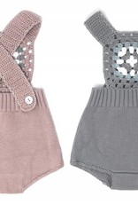SLICE Slice Knit Mosaic Overall