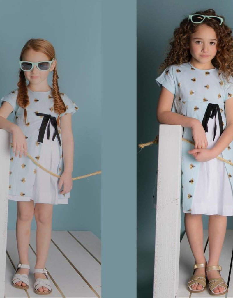 Clo Clo BumbleBee Dress
