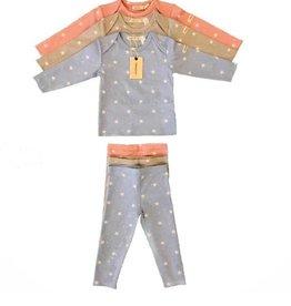 FRAGILE Fragile Sparkle Star Pajama e8f2b419e
