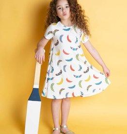 Peek A Boo Peek A Boo Banana Circle Dress