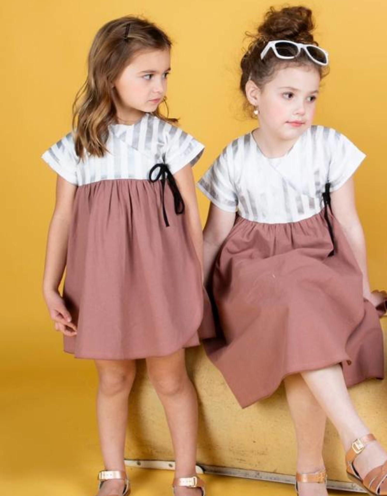 Clo Clo Wrap Dress