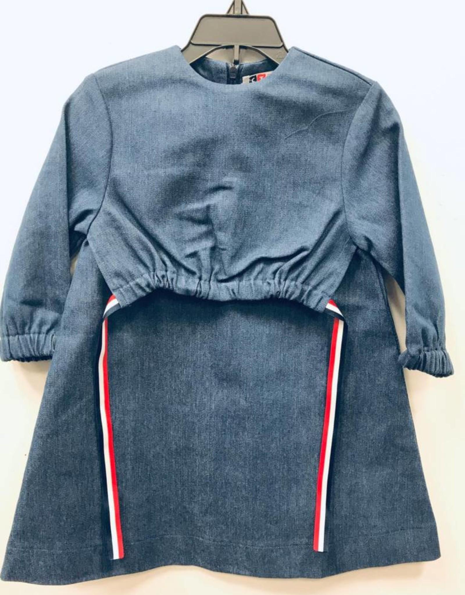 C.T.N. C.T.N. Arch Ribbons Dress