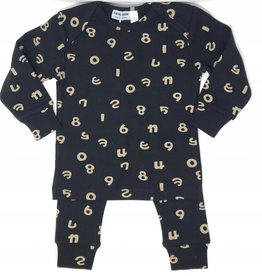 Oh Penguin Oh Penguin Printed Numbers Pajama f28cc462d
