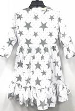Tickie Studio Tickie Studio Velvet Star Dress