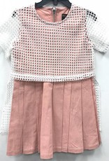 Muse Doll Muse Doll Hole Punch Dress