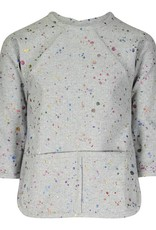 ArGail ArGail Multi Foil Paint Splashes Ribbed Apron