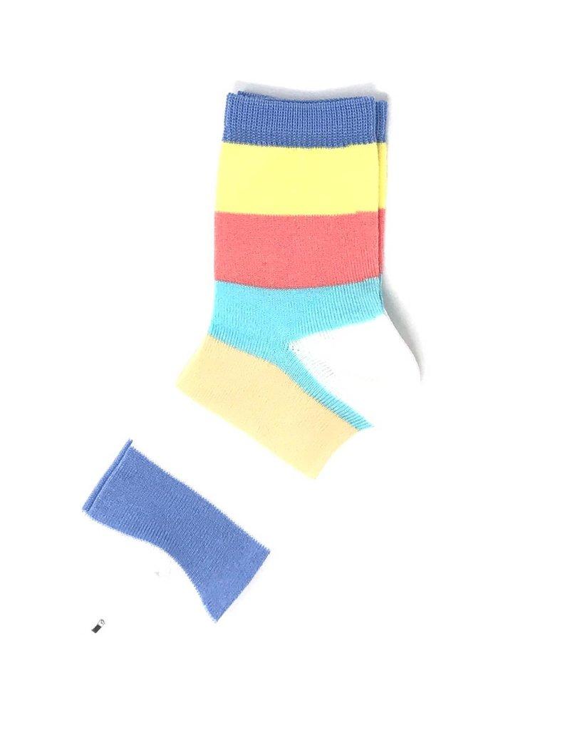 Condor Condor Mulitcolor Striped Sock