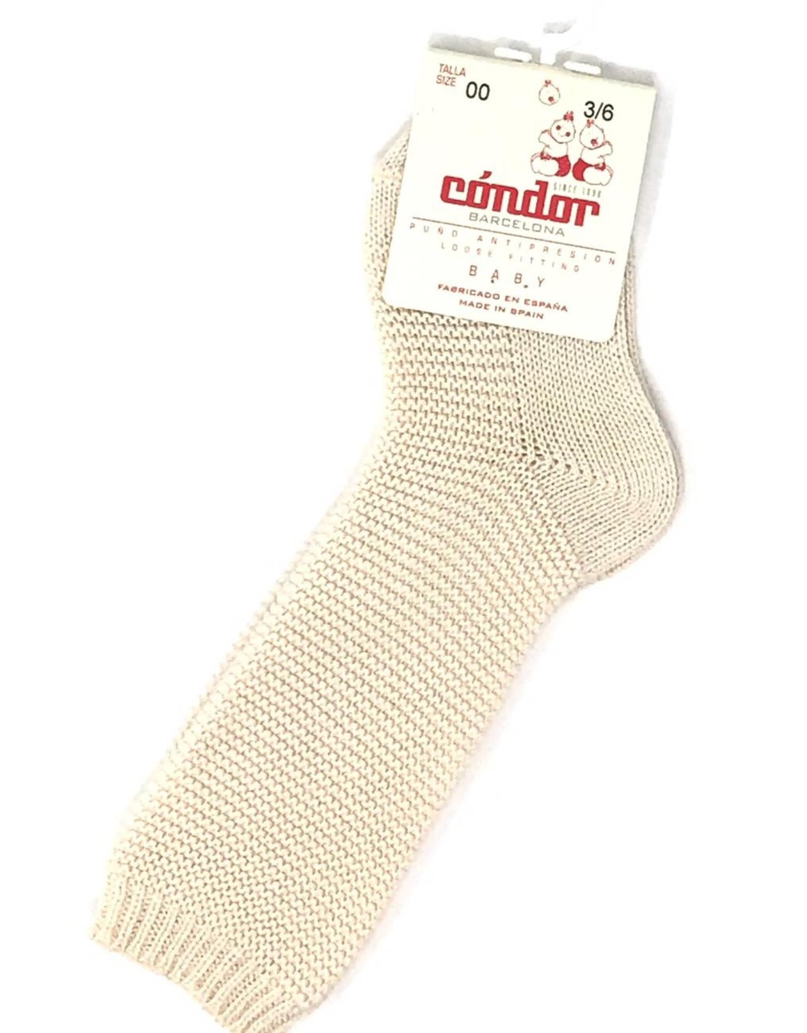 Condor Condor Moss Stitch Knee Sock
