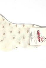 Condor Condor Sock with Shimmer Polka Dot