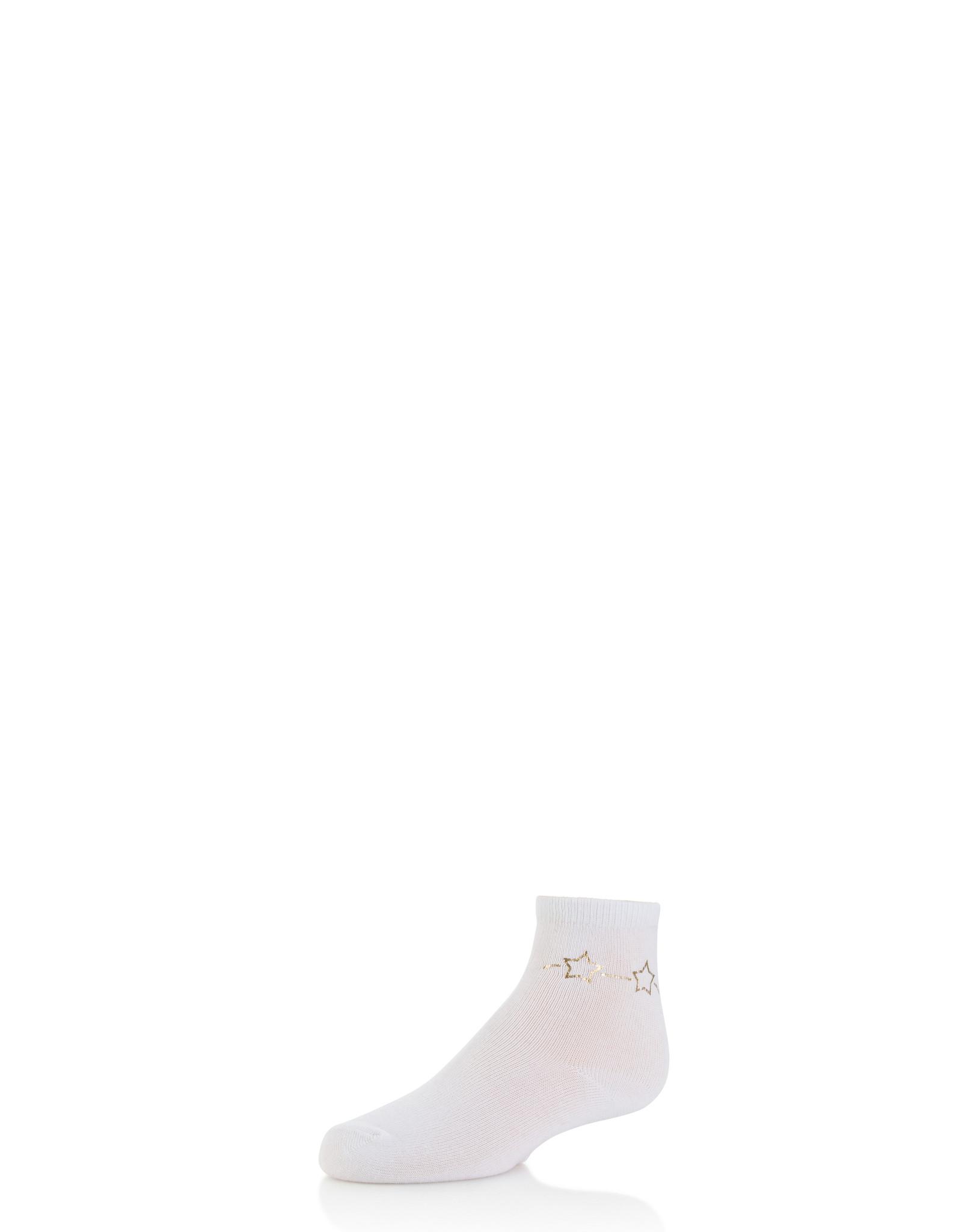 Zubii Zubii Stamped Glasses Ankle Sock