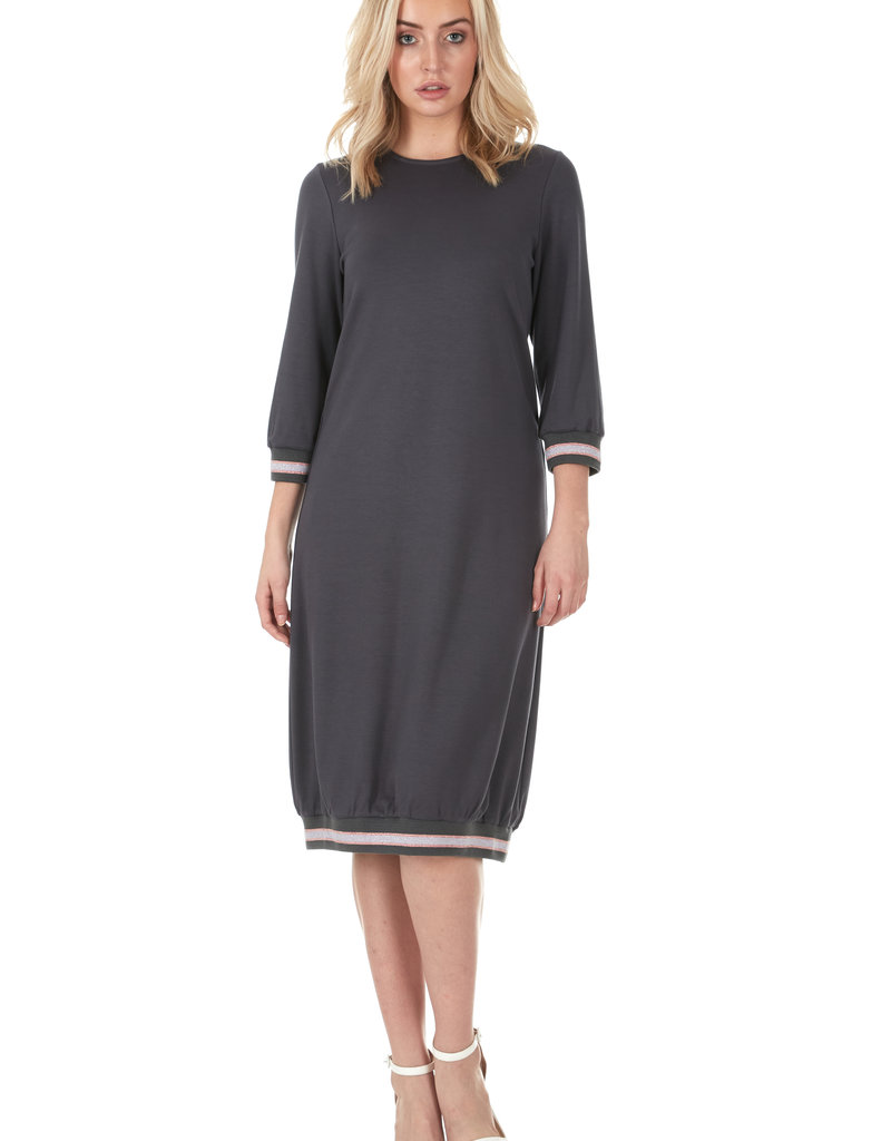 Belladonna Bella Donna Tube Dress with Elastic Border