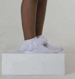 JRP JRP Scallop Lace Anklet