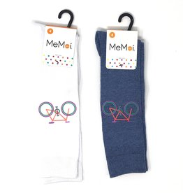 Memoi Memoi Bicycle Knee Sock