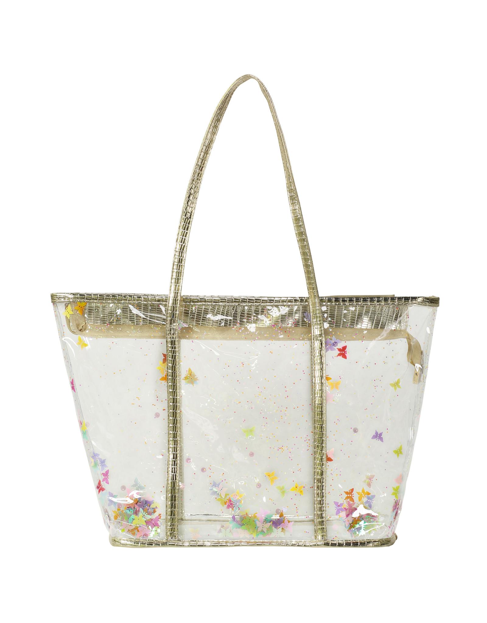 Maniere Maniere Confetti Beach Bag