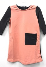 Citrus Citrus Colorblock Dress with Pocket