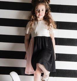 Clo Clo Colorblock Dress
