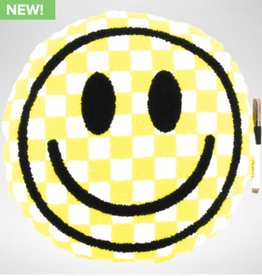 ISCREAM Iscream Smiley Face Autograph Pillow with Pen