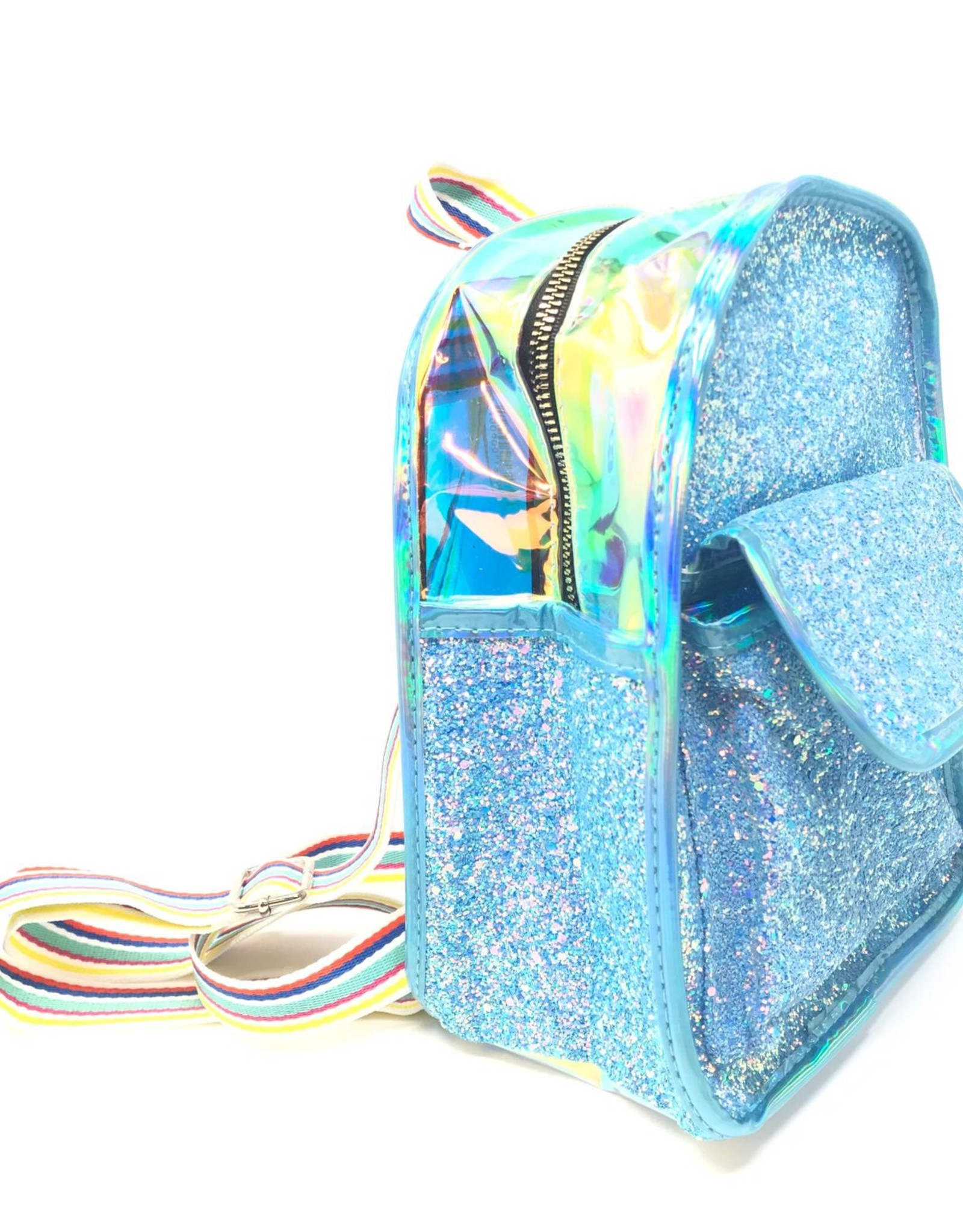 Maniere Maniere Sparkle Mini Backpack