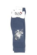 Blinq Blinq Holographic Paint Splatter Knee Sock