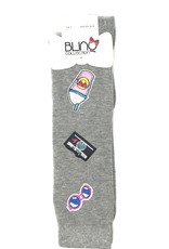 Blinq Blinq Summer Patches Knee Sock