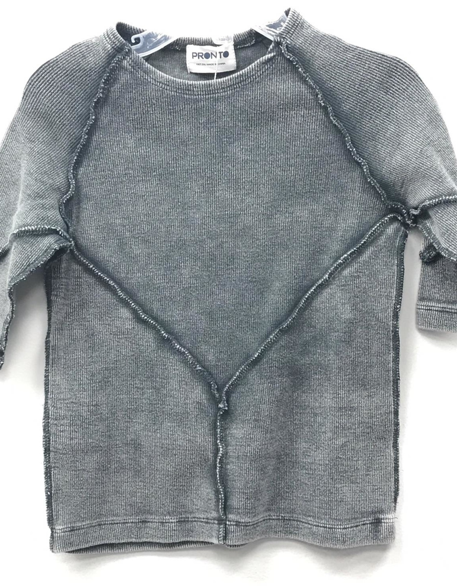 Pronto Pronto Top with Stitch Detail
