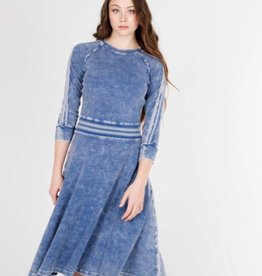 Noni Noni Rib TieDye Dress