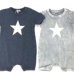 FIVE STAR Five Star Overall with Star Print