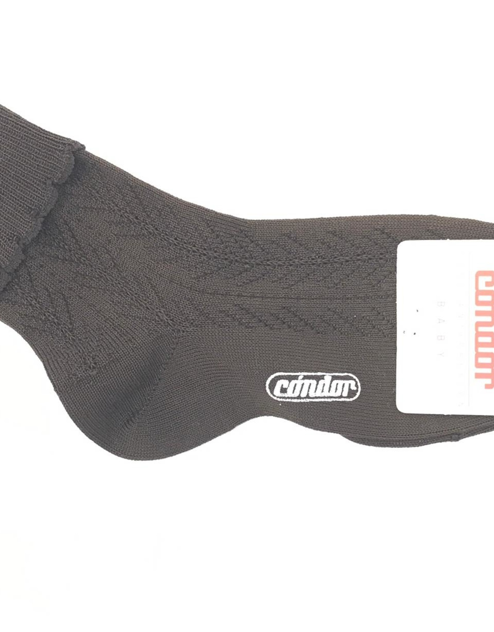Condor Condor Scallop Fold Over Sock