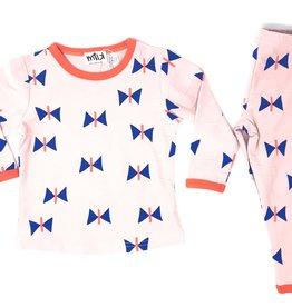 Milk Milk Geometric Pajama