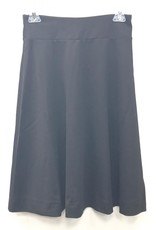 XIX XIX Basic Aline Black Skirt