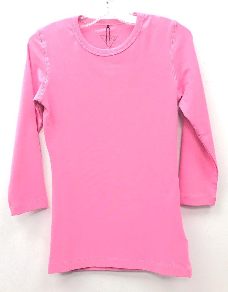 24/7 24/7 Fashion Colors Cotton 3/4 T-Shirts
