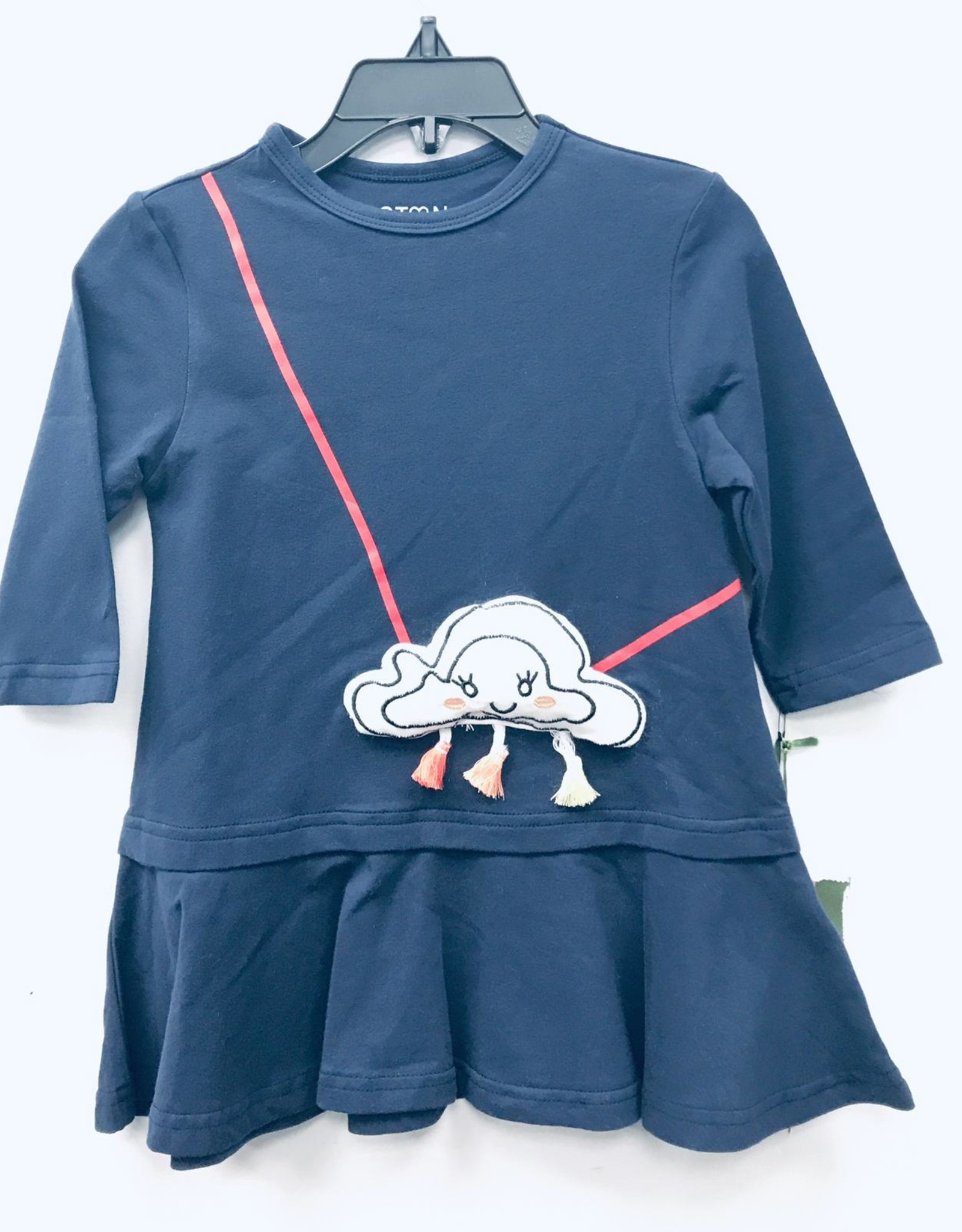 C.T.N. C.T.N. Puffy Cloud Dress