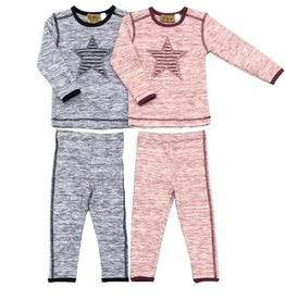 So What So What Heathered Star Pajama