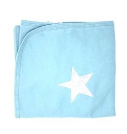 Mon Tresor Mon Tresor Blanket with Star