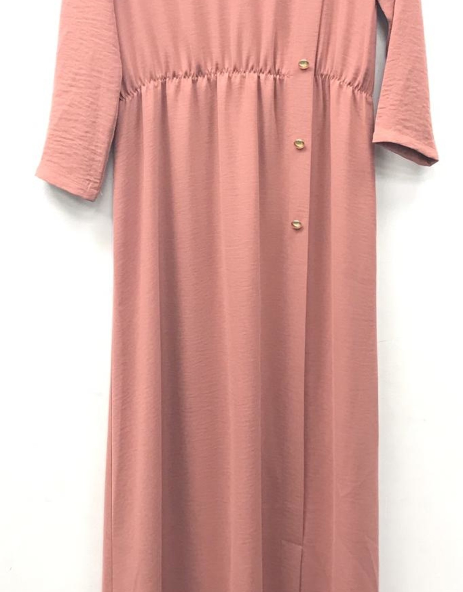 AC+CO AC+CO Robe with Gold Buttons