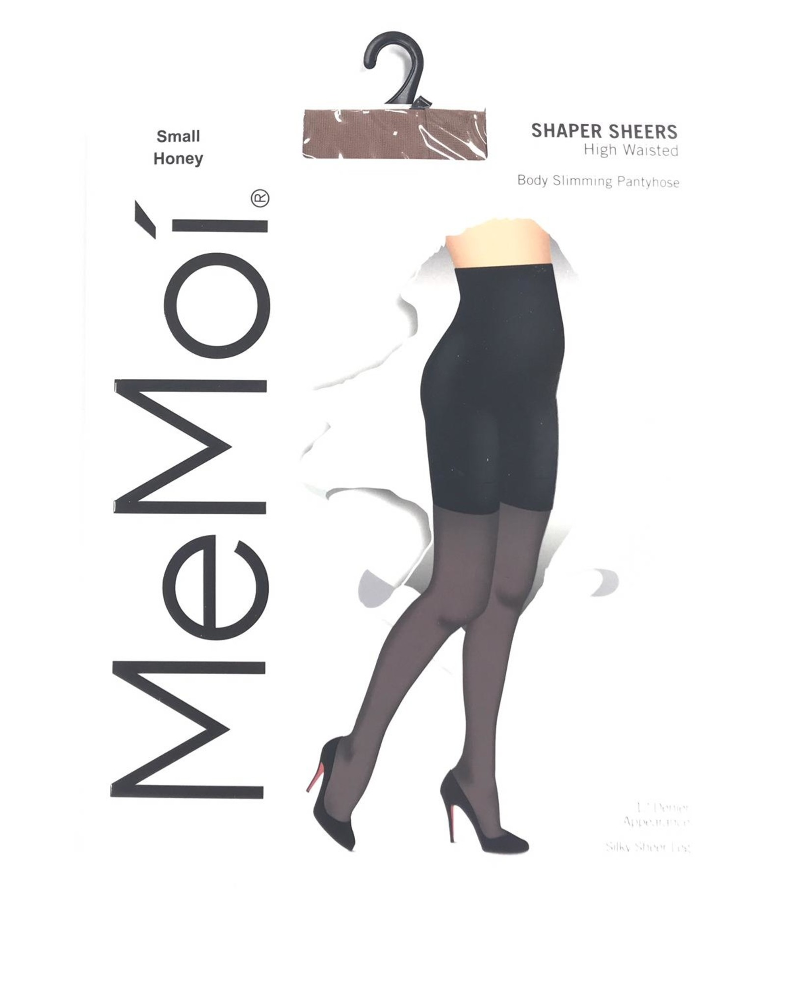 Memoi Memoi High Waisted Shaper 12 Denier Pantyhose