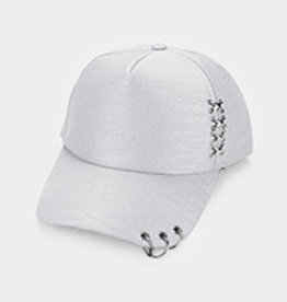 TY TY Triple Ring Accented Baseball Cap