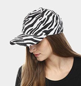 TY TY Zebra Baseball Cap