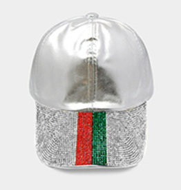 TY TY Gucci Inspired Baseball Cap with Sequins