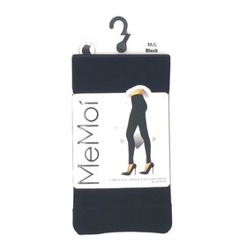 Memoi Memoi Completely Opaque Footless Tights 80 Denier