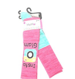 Memoi Memoi Insta Glam 2-Pack Knee Sock