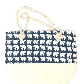 TY TY Polar Bear Beach Bag