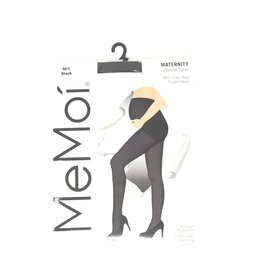 Memoi Memoi Maternity Opaque Tights