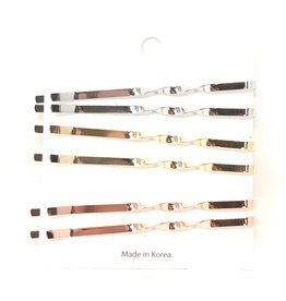 TY TY Twist Hair Pin Set of 6