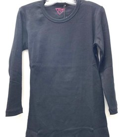 24/7 24/7 Ladies Basic Rib T-Shirt