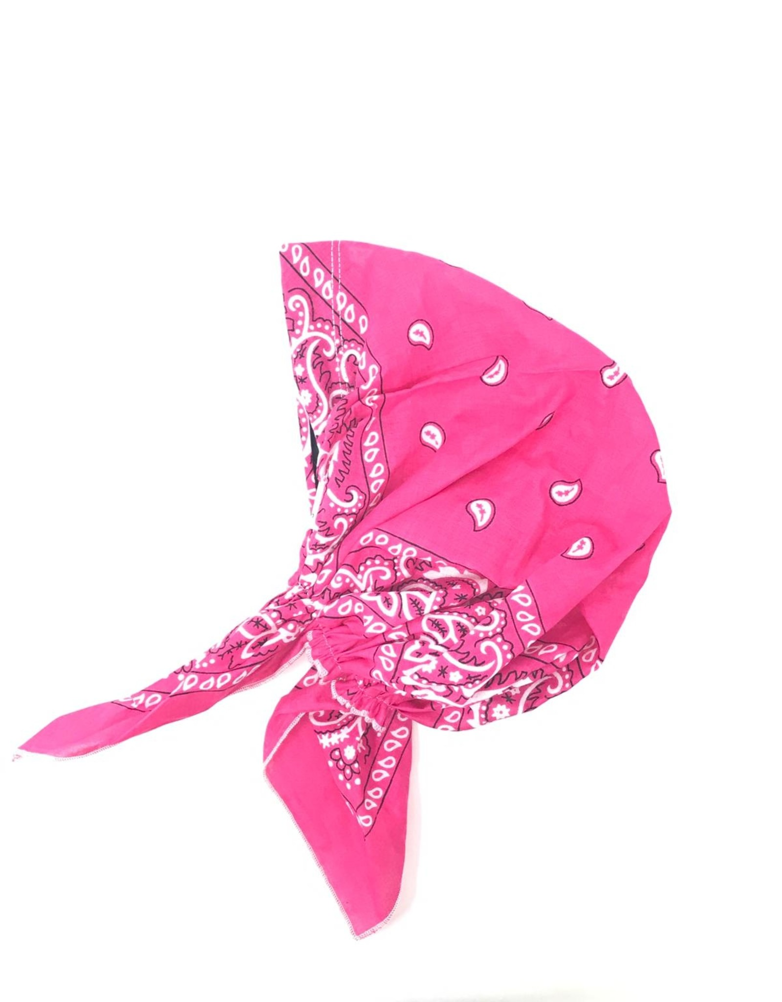 Its Unique Its Unique Pre-Tied Bandana with Velvet Grip